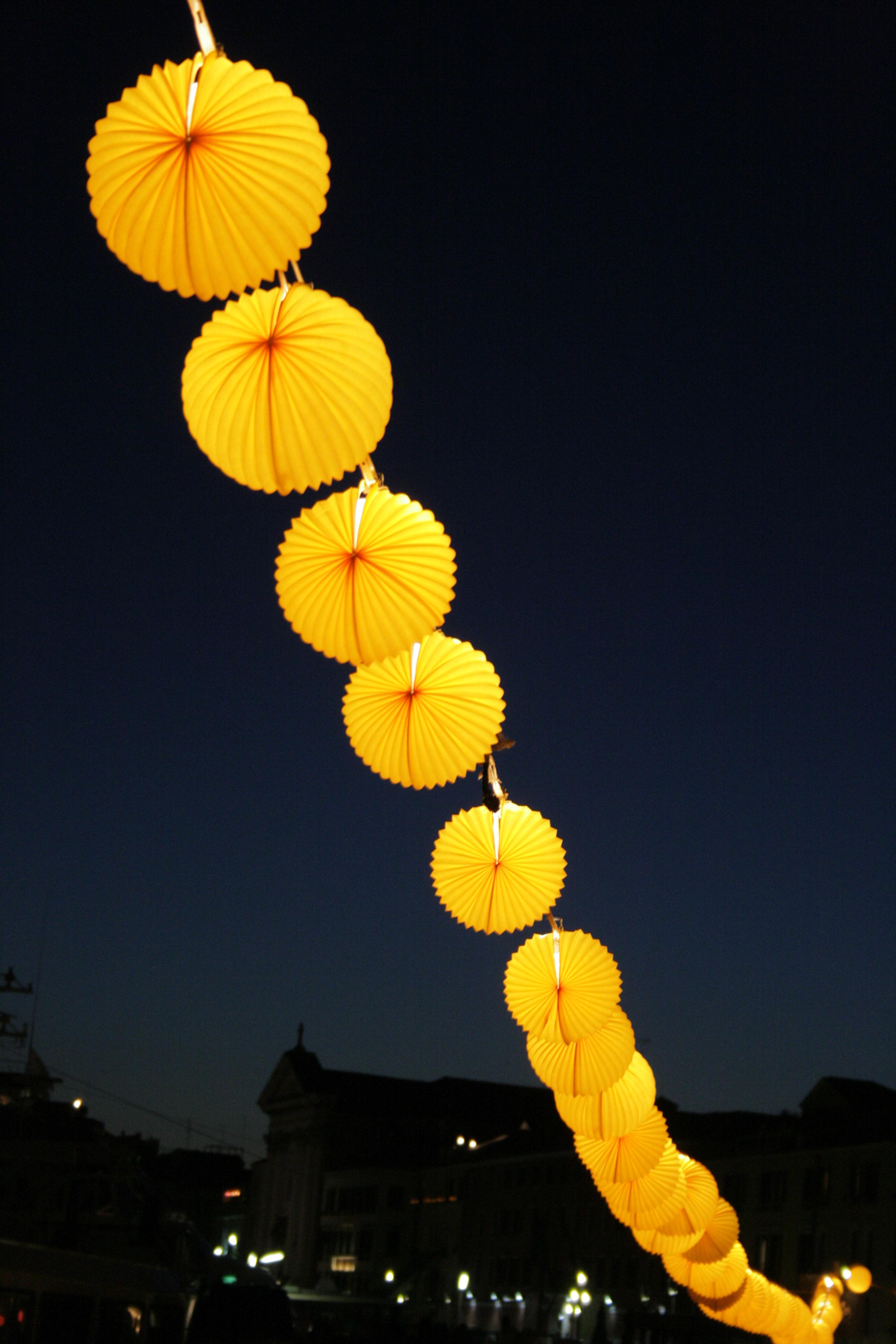 LAMPIONCINI FESTA DEL REDENTORE
