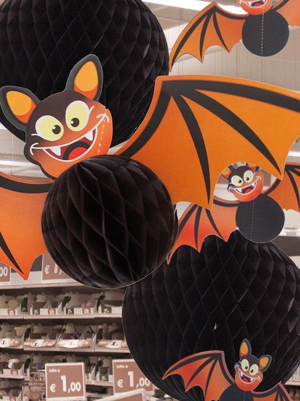 Halloween dettaglio pipistrello