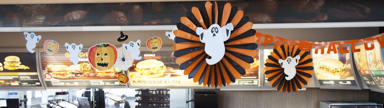 Halloween da McDonald's