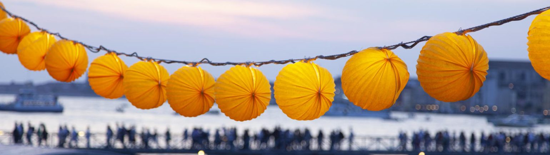 Italtrading illumina il Redentore di Venezia per il 20° anno consecutivo