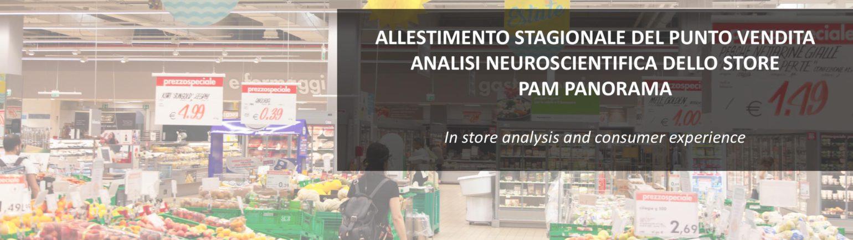 L'efficacia delle decorazioni nel punto vendita confermata da una ricerca di neuromarketing.